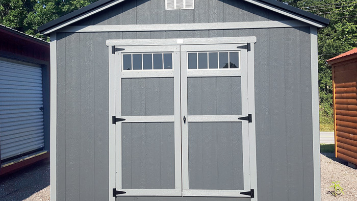12x16 Grand Classic Shed