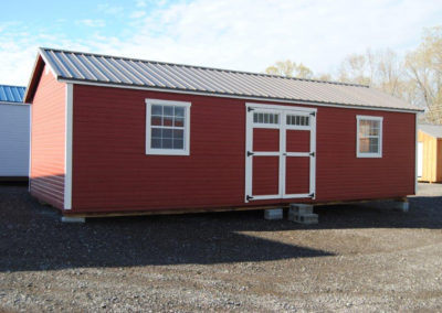 14×32 Classic Storage Shed – SOLD!