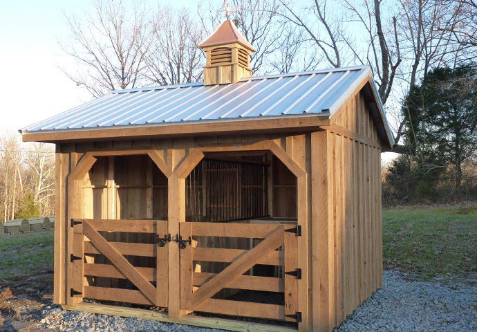 Portable Horse Barns For Sale