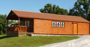 Modular System Built Cabins Factory Direct Pre Built Cabin