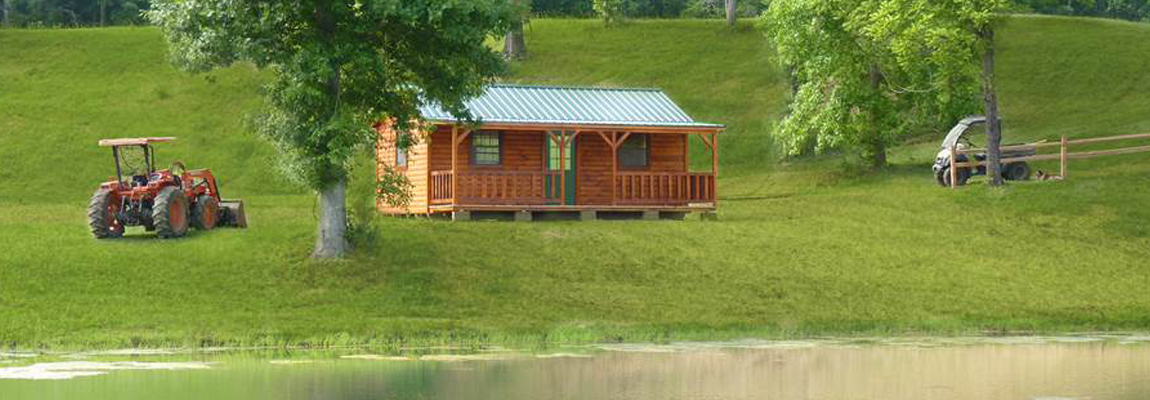 Small Log Cabins Horse Barns Chicken Coops Factory