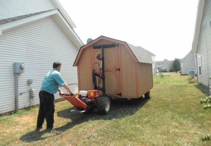 How To Build A Storage Shed Nashville