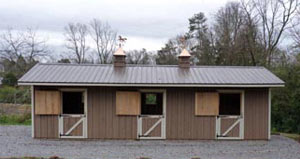 Prebuilt Horse Barns Factory Direct Horse Barns Rent