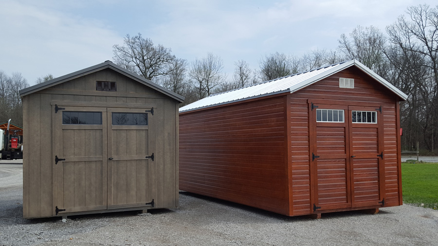 Spring Is the Perfect Time to Buy a New Storage Shed
