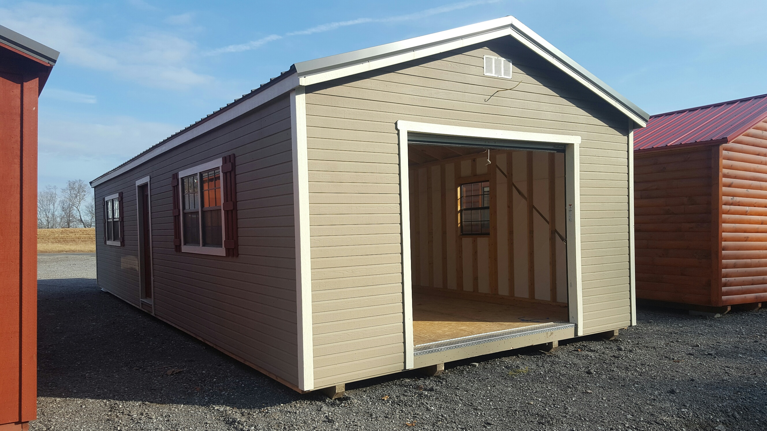 Storage buildings near best storage images on for Storage sheds for sale near me