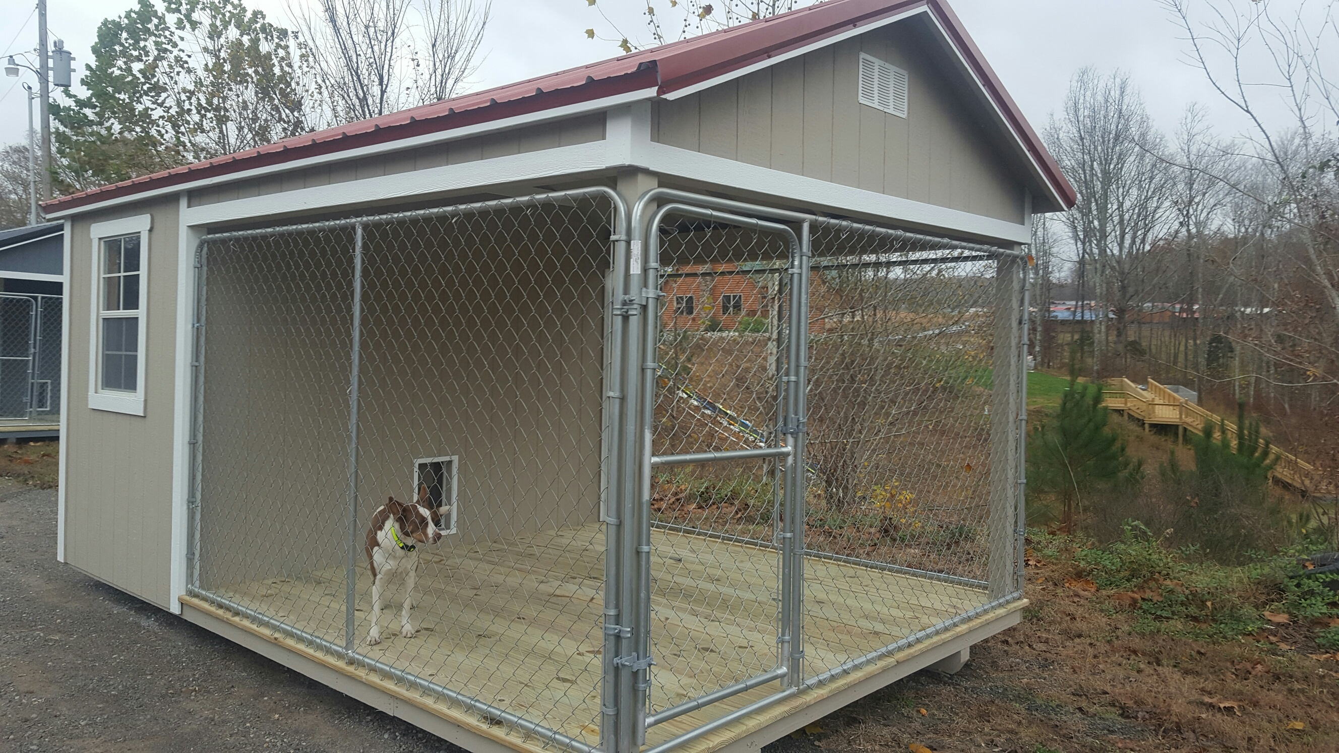 Kennels Small Log Cabins Horse Barns Chicken Coops