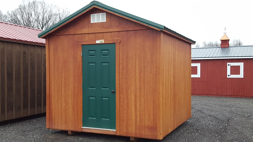 1 Repo 10 215 10 Traditional Classic Shed Small Log Cabins