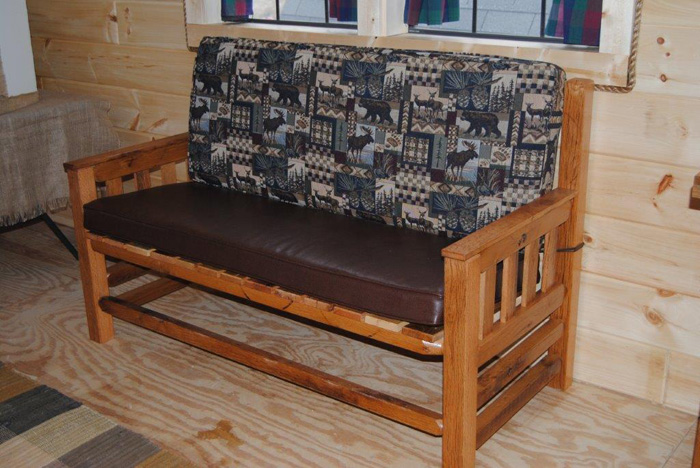 48 in love seat