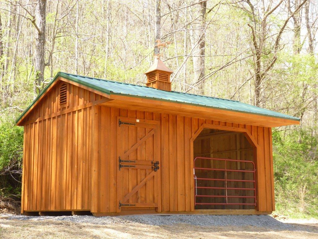 Small Horse Barns In Dickson Nashville Franklin