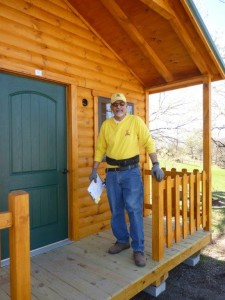 Camping Cabins- Ron Kaly (2)