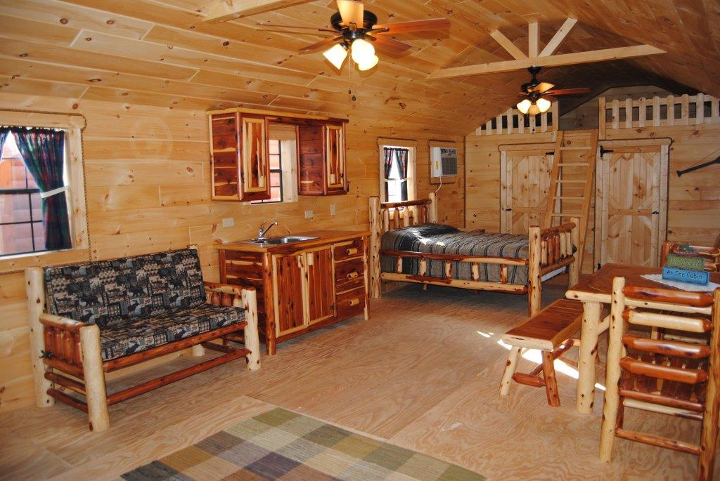 Country cabin is a small pre built log cabin dickson nashville