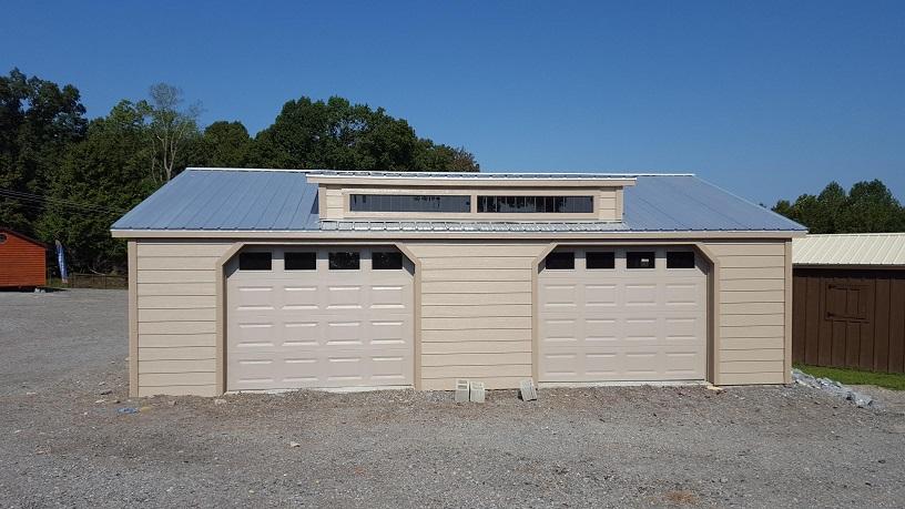 New Portable Garage Design