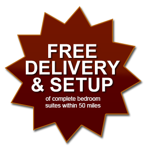 Free Furniture Delivery and Setup
