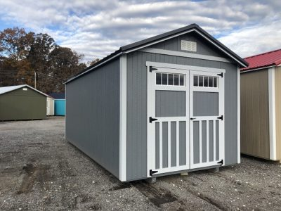 Grand Classic Utility Shed Factory Direct Storage