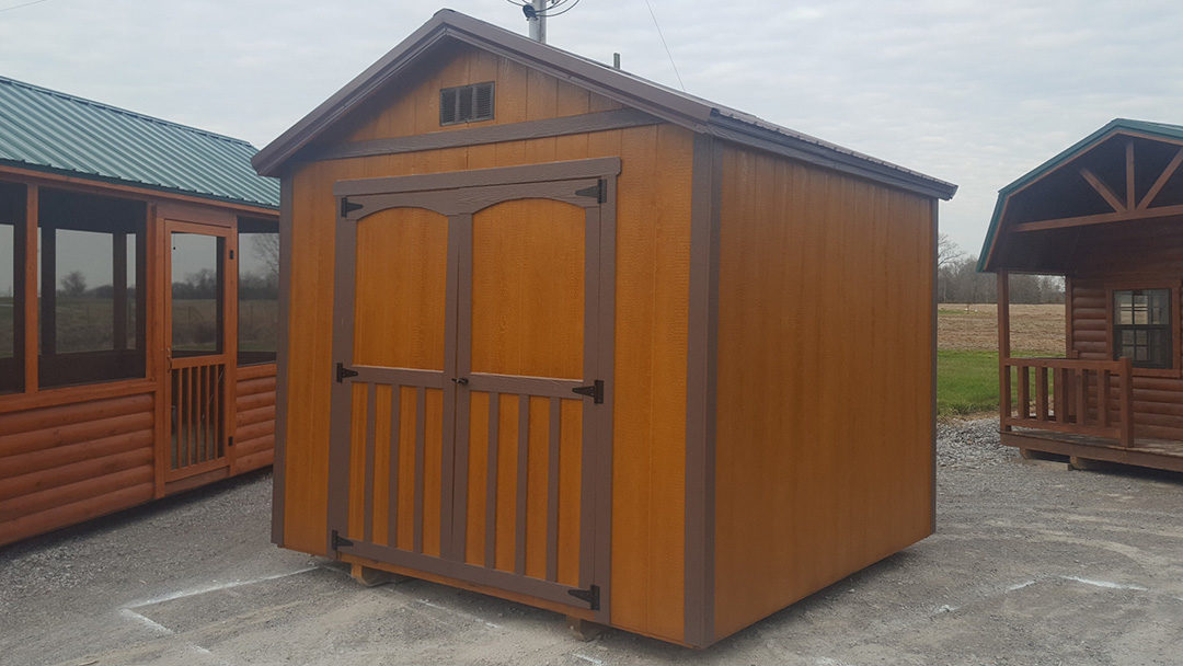 Spring Is the Perfect Time to Buy A Storage Shed