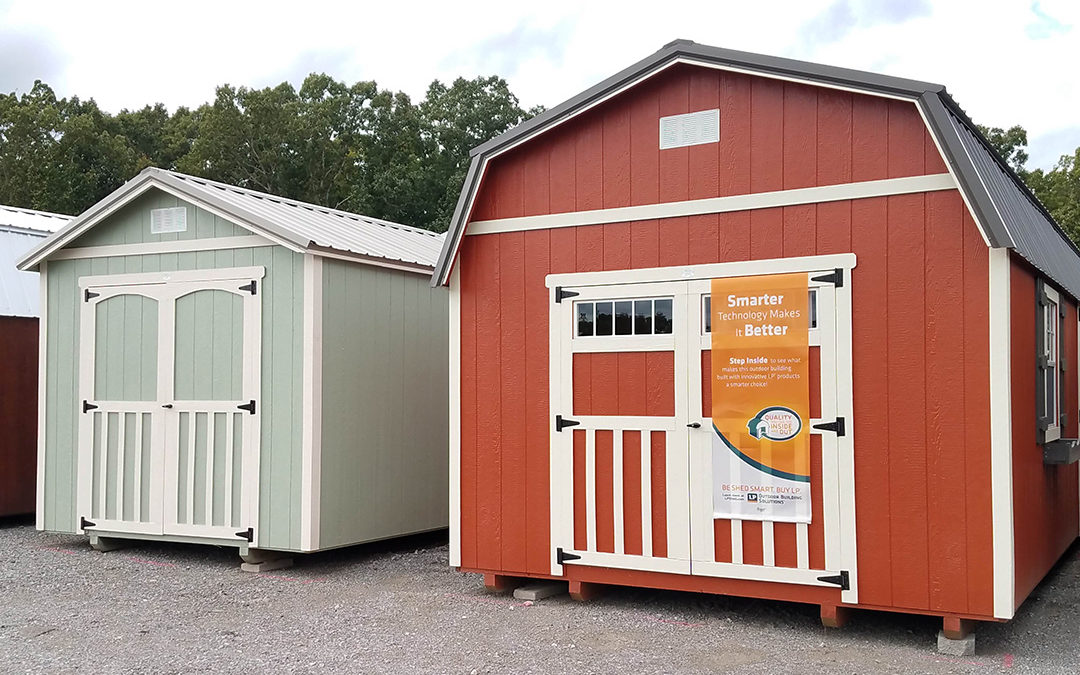 4 Things to Consider When Choosing a Portable Storage Shed