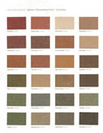 Hilltop Structures Stain Colors (PDF)