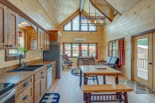 Laramie Peaks Cabin