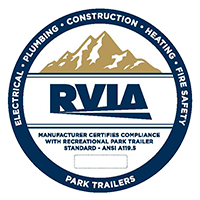 RVIA Park Trailer Seal