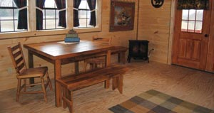 Barn Wood Rustic Furniture