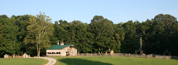 The Butlers Buy Eighth Building for Eighty Acre Horse Farm in Williamson County