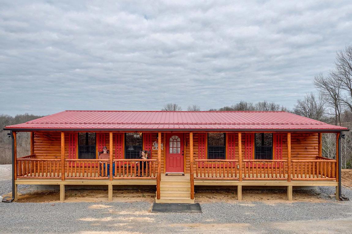 Modular Wood Cabins
