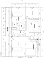 Homesteader Floor Plan