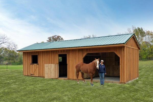 Horse Barns