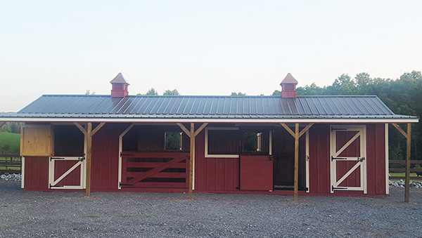 horse barn special offer
