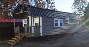 Jefferson T Park Cabin