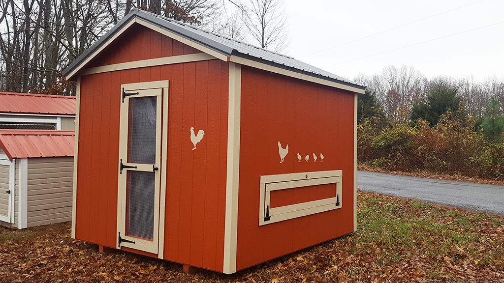 chicken coops dickson nashville franklin clarksville urban