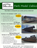 Download Hilltop Structures Park Cabins Brochure and Pricing (PDF)