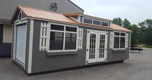 premier garden shed