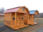 small Amish sheds (4)