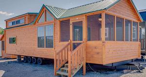 Smokey Mountain Park Cabin